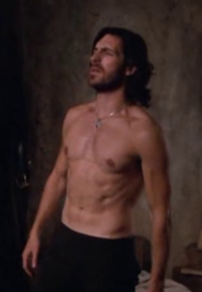 Gwaine (Merlin) Shirtless